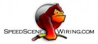 Speed Scene Wiring - Wordmark